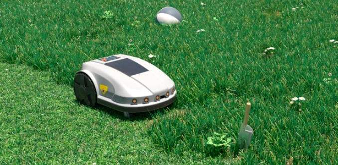 Why Choose a Robotic Lawnmower?
