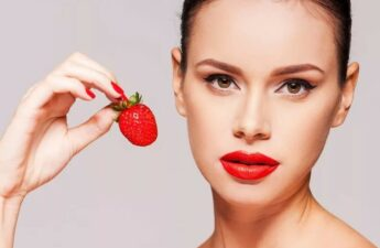 Healthy With Strawberries